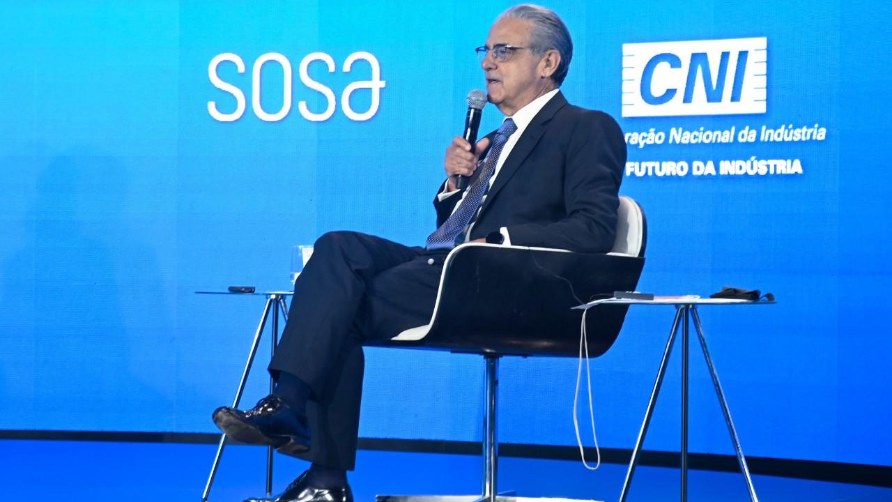 Parceria CNI-SOSA possibilitará que empresas brasileiras participem do desenvolvimento mundial, diz Robson Andrade