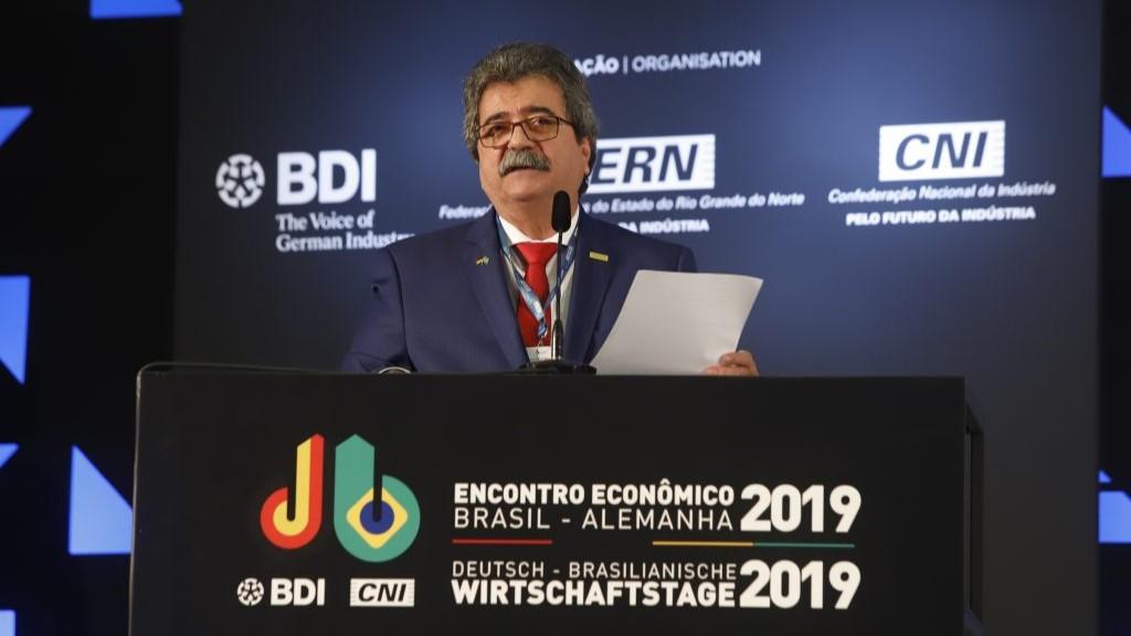 Nordeste é a nova fronteira na relação Brasil-Alemanha, defende Sales