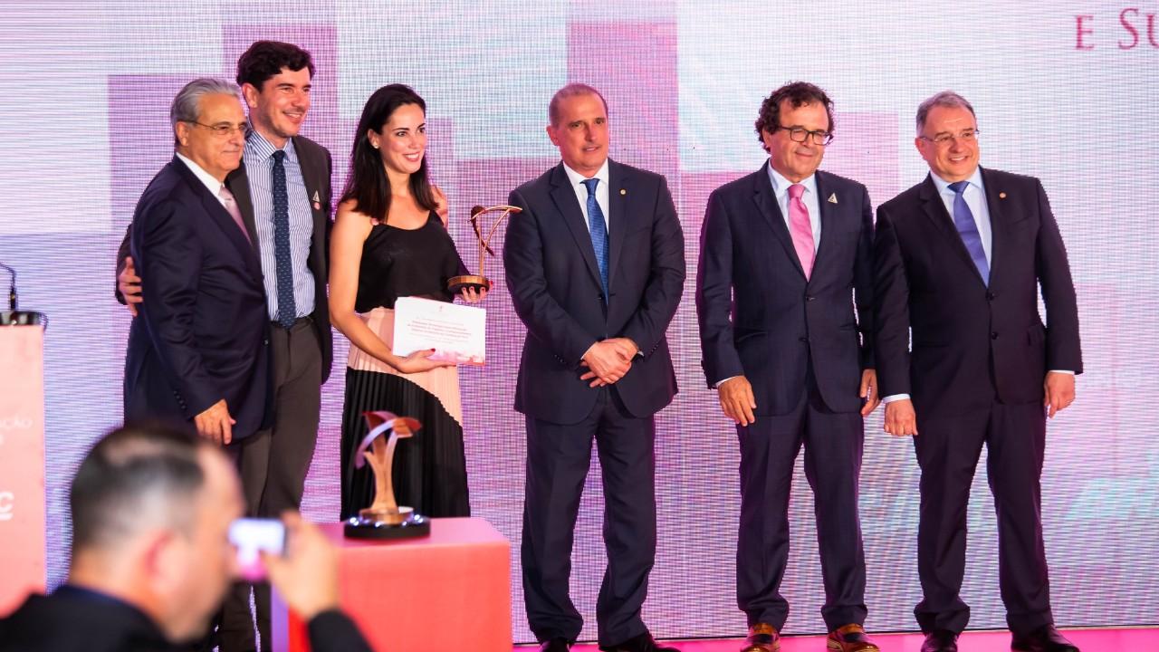 Solução criada pelo Centro de Inovação SESI Tecnologias para a Saúde vence Prêmio CBIC