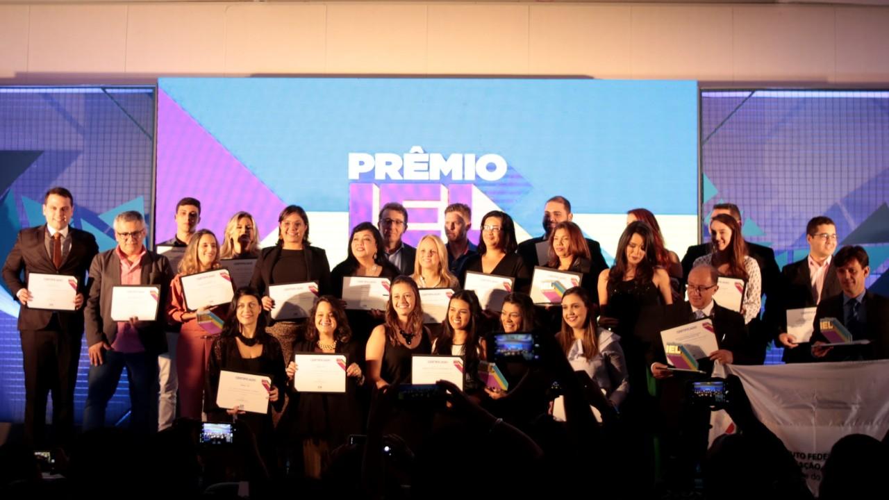 Conheça os vencedores do Prêmio IEL de Estágio 2019