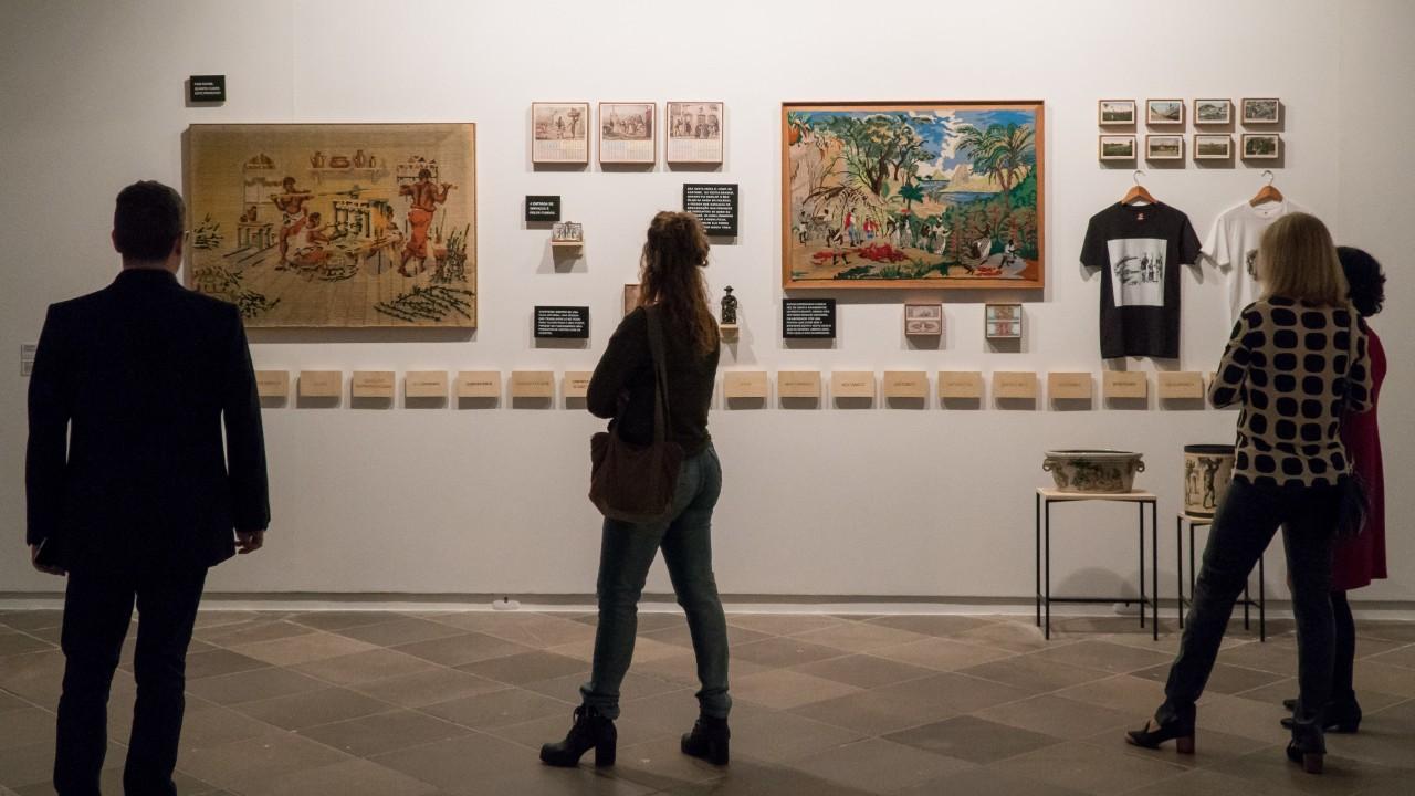 Santa Catarina recebe exposições do Prêmio Marcantonio Vilaça para as Artes Plásticas