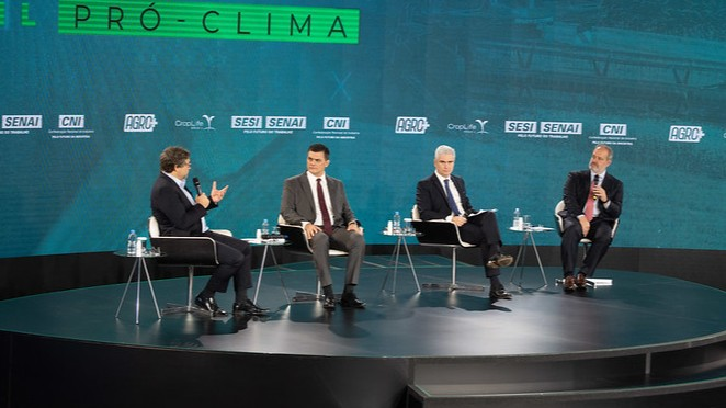 Agenda do clima é grande oportunidade  para o Brasil, destaca Marcelo Thomé