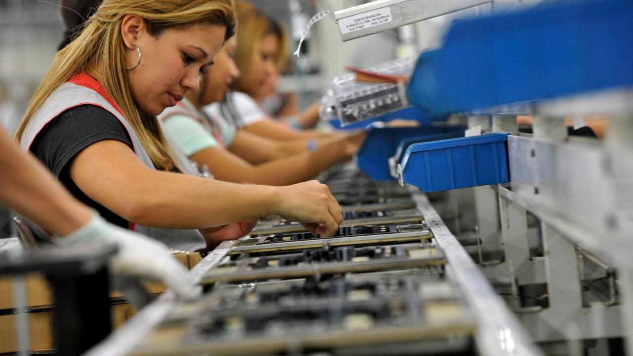Produtividade brasileira cresce 0,8%, ritmo maior do que o de Japão, Reino Unido e Alemanha, informa CNI