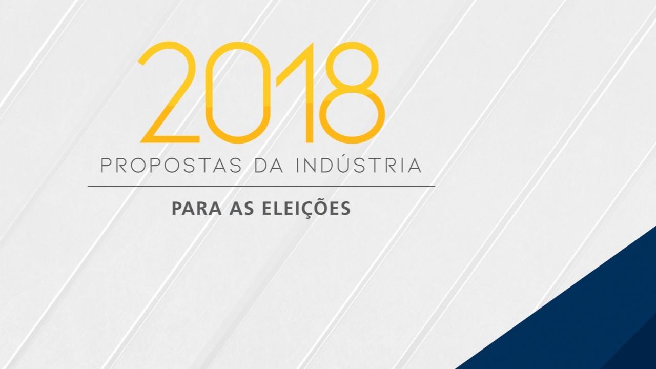 CNI apresenta aos candidatos à Presidência da República 43 propostas para estimular o crescimento do país nos próximos quatro anos