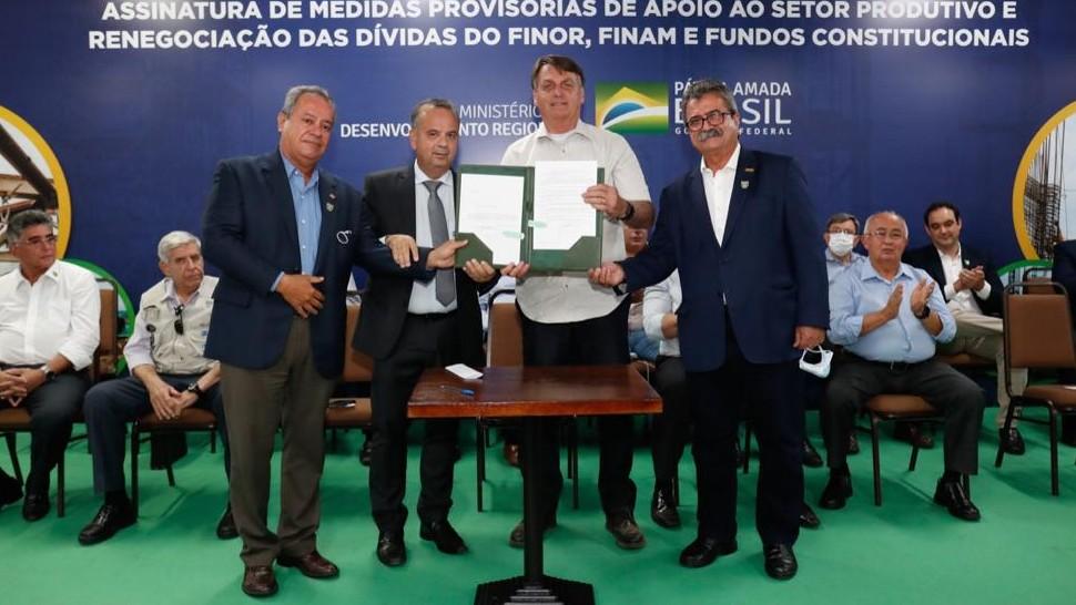 Renegociação de dívidas de empresas com fundos regionais ajudará a destravar crescimento do Norte e do Nordeste