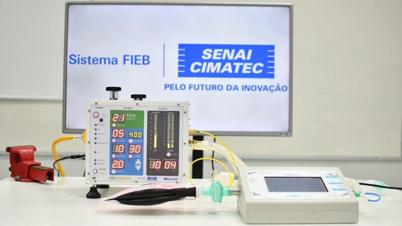Respirador projetado pela NASA está em produção no Brasil