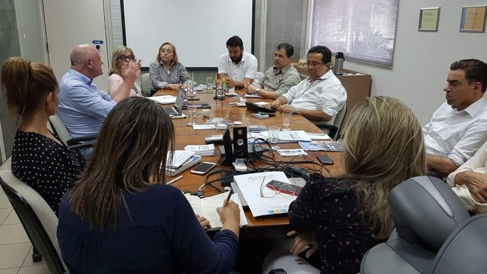 SENAI/RN renova parceria em projeto nas áreas de educação e relacionamento com o mercado
