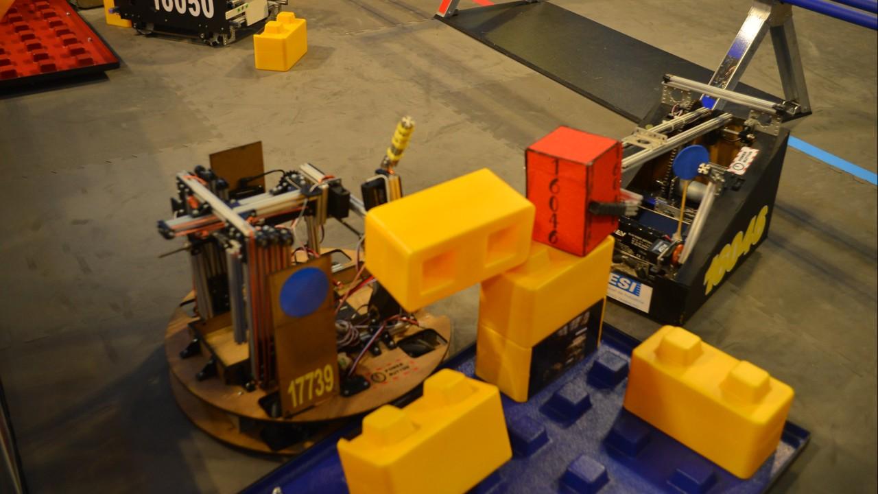 FTC abre Torneio SESI de Robótica