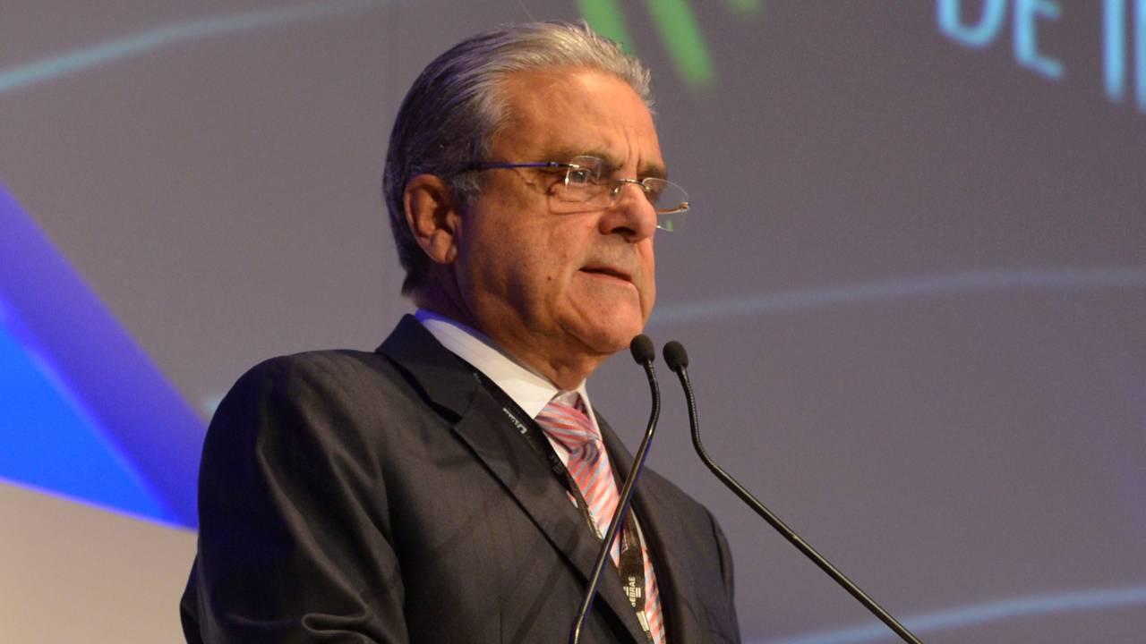 Robson Braga de Andrade é reeleito presidente da CNI até 2022
