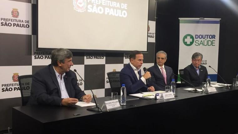 SESI patrocina Programa Dr. Saúde da Prefeitura de São Paulo