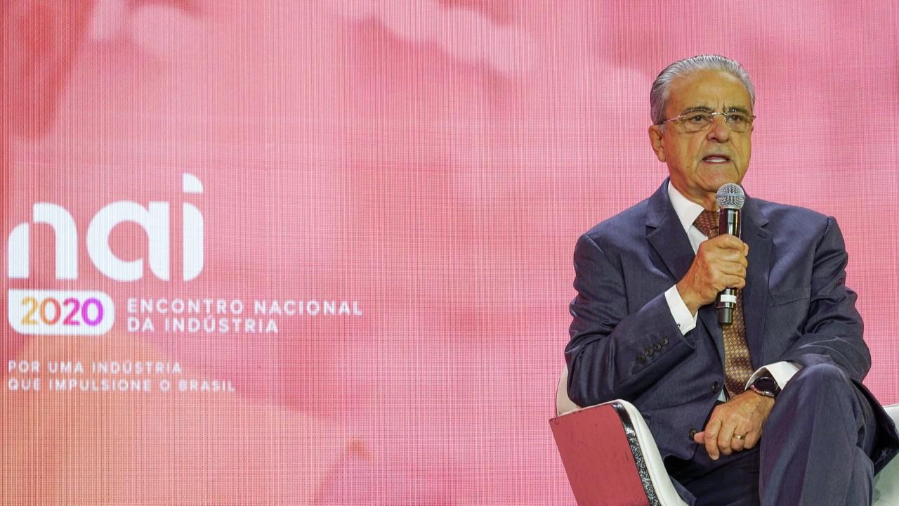 Desenvolvimento do Brasil passa pelo fortalecimento da  indústria nacional, diz presidente da CNI