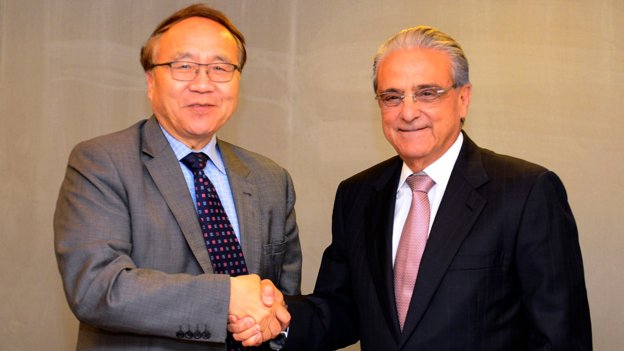 CNI e banco dos BRICS iniciam cooperação para instalar escritório regional no Brasil