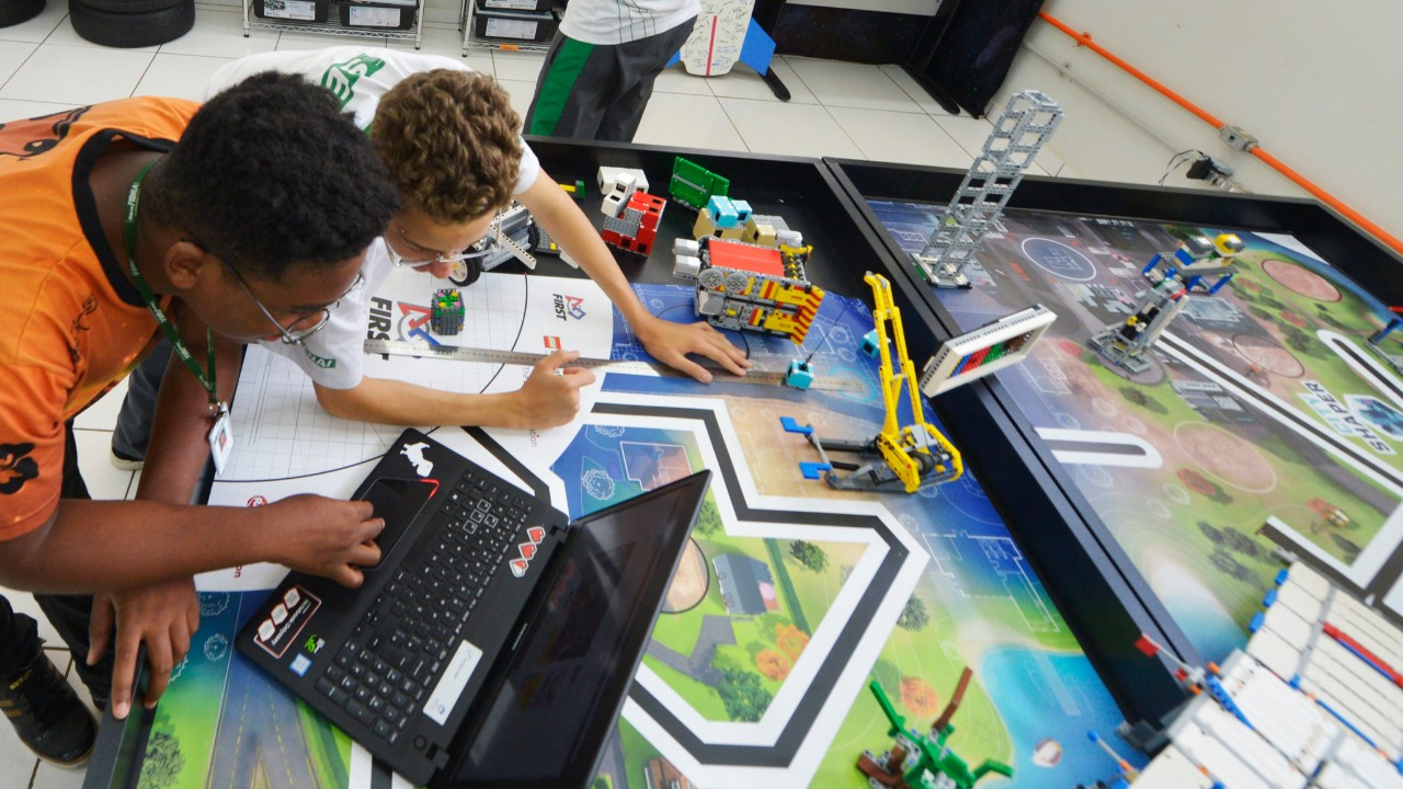 SESI lança desafio de robótica para volta às aulas presenciais