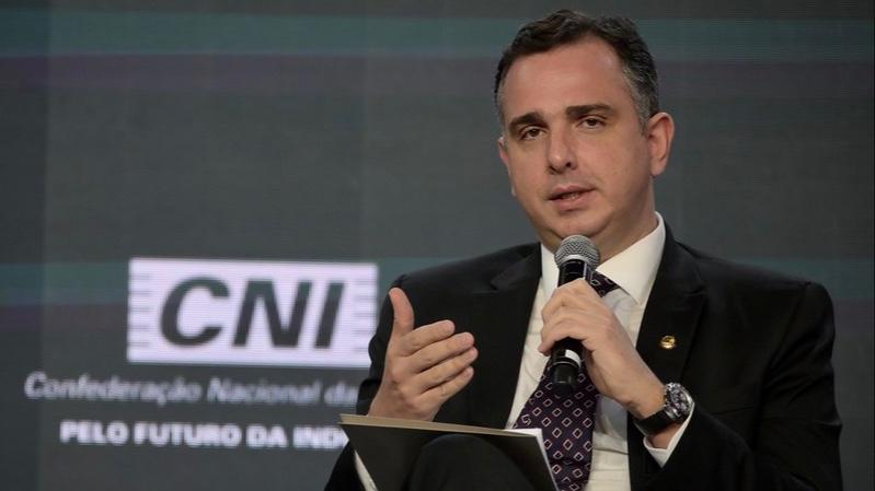 CNI e entidades entregam manifesto sobre a reforma tributária a Rodrigo Pacheco