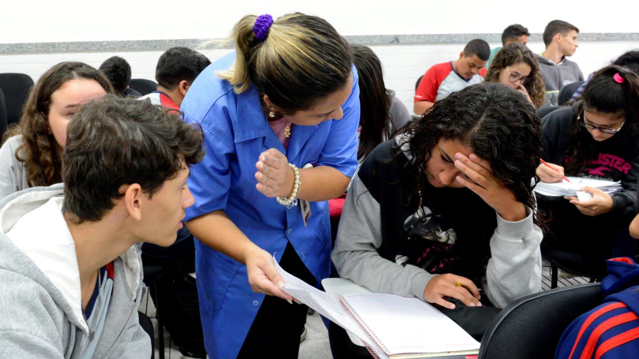Novo ensino médio é colocado em prática em cinco estados