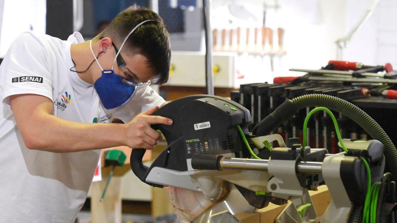 SENAI tem os melhores cursos de formação profissional, aponta pesquisa com pequenos e médios empresários