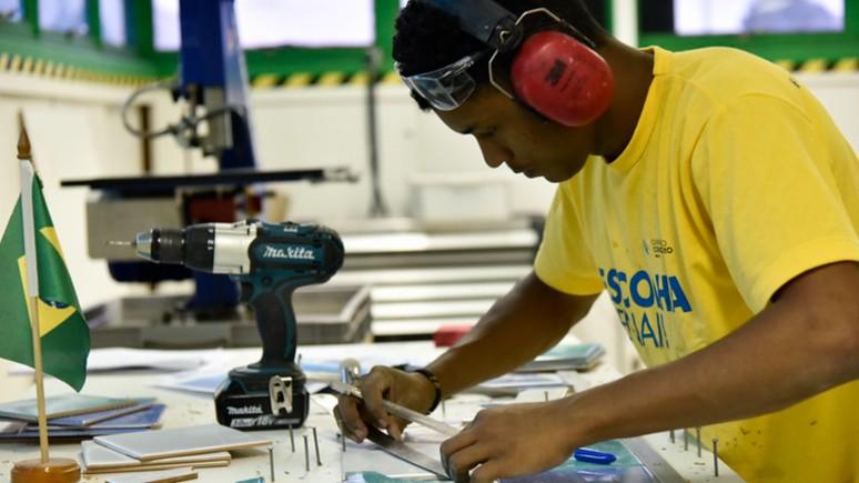SENAI abre mais de 20 mil vagas para cursos pagos e gratuitos