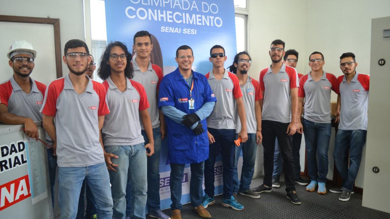 Histórias de sucesso profissional no SENAI da Paraíba