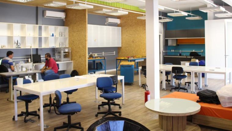 SENAI de Santa Catarina inaugura seu primeiro Laboratório Aberto de Inovação