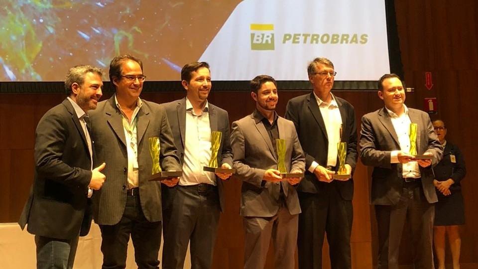 Pesquisadores do SENAI de Santa Catarina recebem Prêmio Inventor 2019, da Petrobras