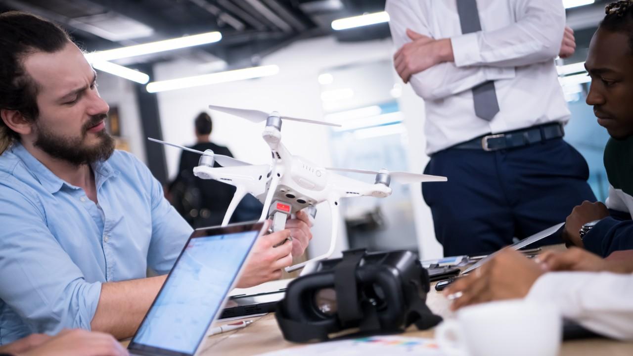 SENAI está com matrículas abertas para curso de piloto de drone em Campo Grande