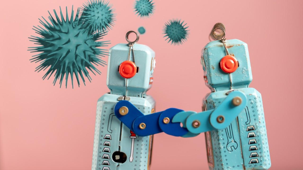 7 soluções de estudantes de robótica contra o novo coronavírus