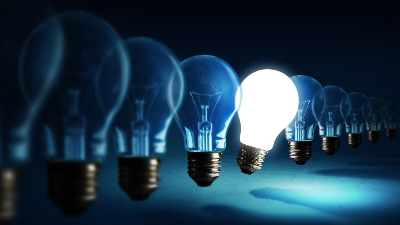 A inovação anda de mãos dadas com a eficiência