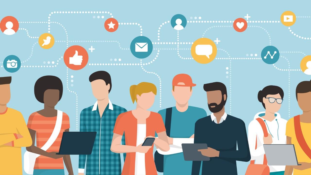 4 redes sociais do IEL com conteúdos inovadores para você
