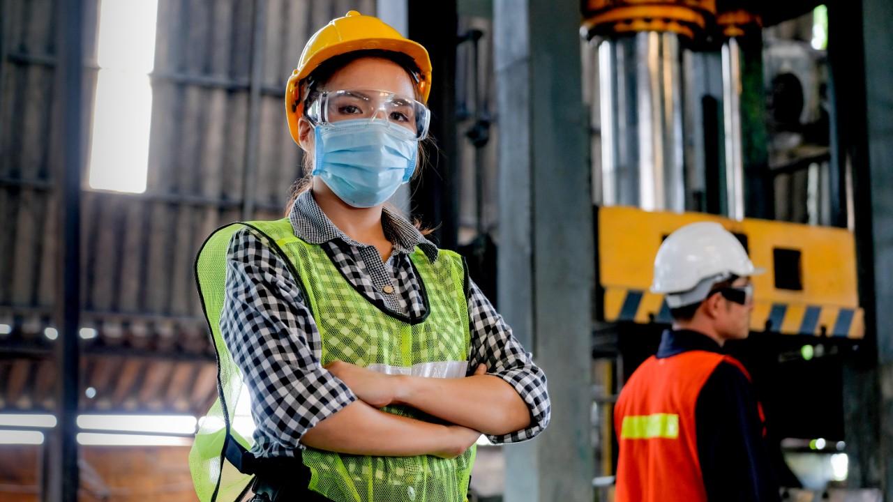 Todos os setores da indústria se mostraram confiantes na economia em outubro
