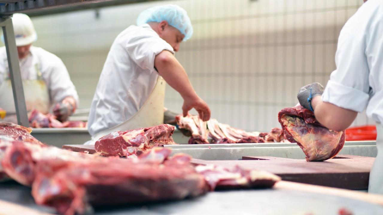 Brasil não corre risco de desabastecimento de carne