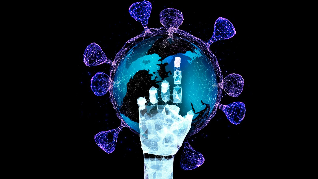 Alunos do SENAI criam soluções inovadoras para tempos de pandemia
