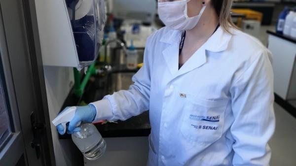 Produtos inovadores ajudam a enfrentar pandemia de coronavírus