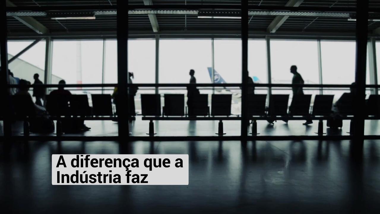VÍDEO: A diferença que a indústria faz