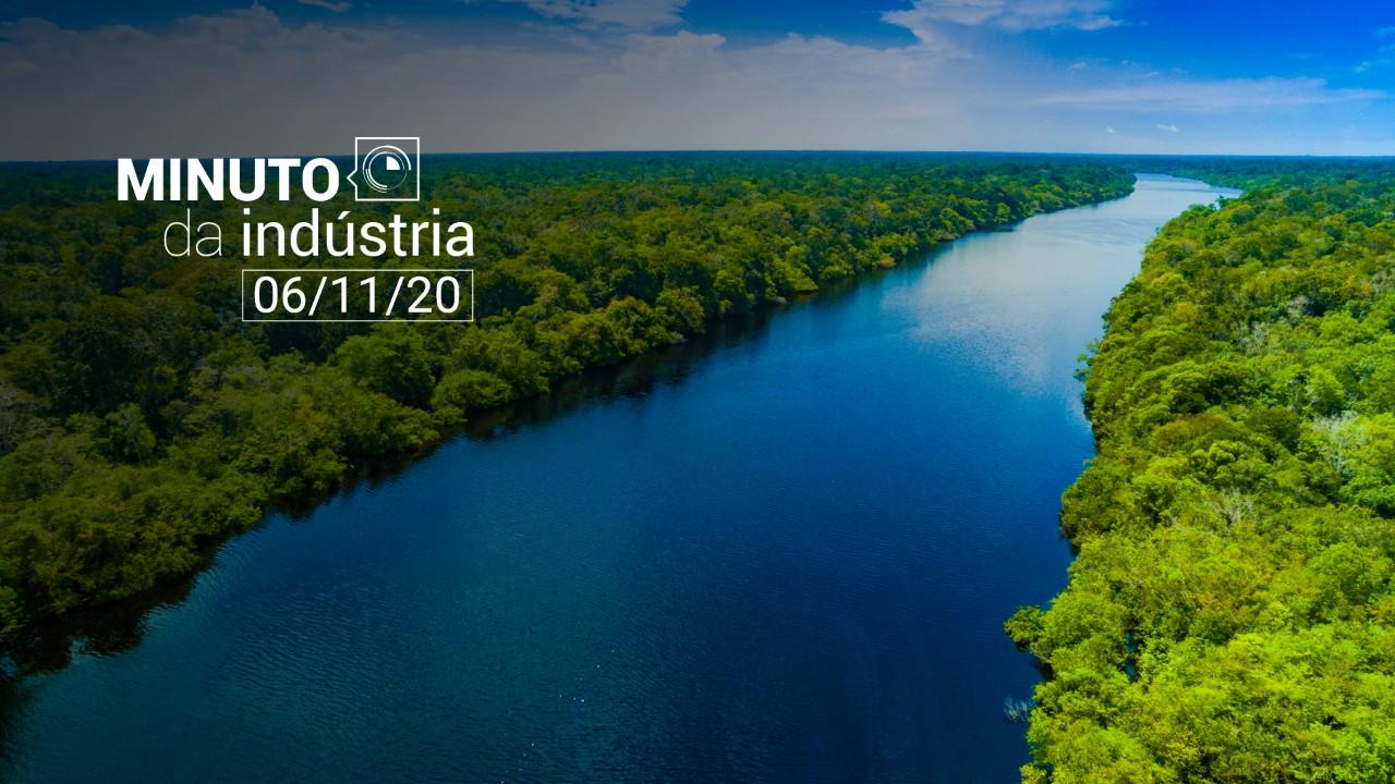 VÍDEO: Minuto da Indústria mostra a preocupação do brasileiro com a Amazônia