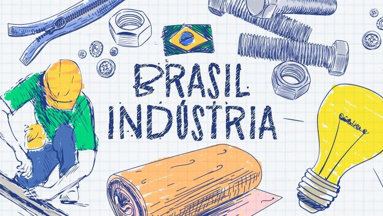 Brasil Indústria: cursos, inovação e emprego