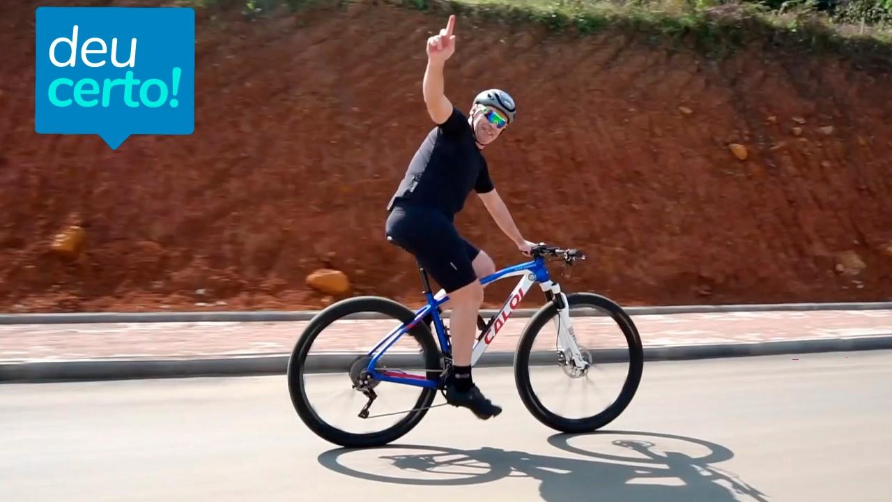 Ex-atleta olímpico inova na pandemia e aumenta produção da empresa