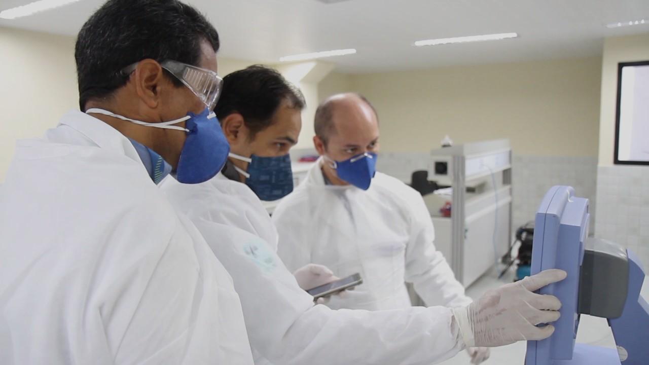 SENAI investe R$ 67 milhões em ações  para o combate à covid-19