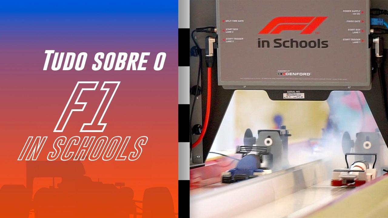 F1 in Schools é na tela do SESI Esportes! Veja como foi a etapa nacional