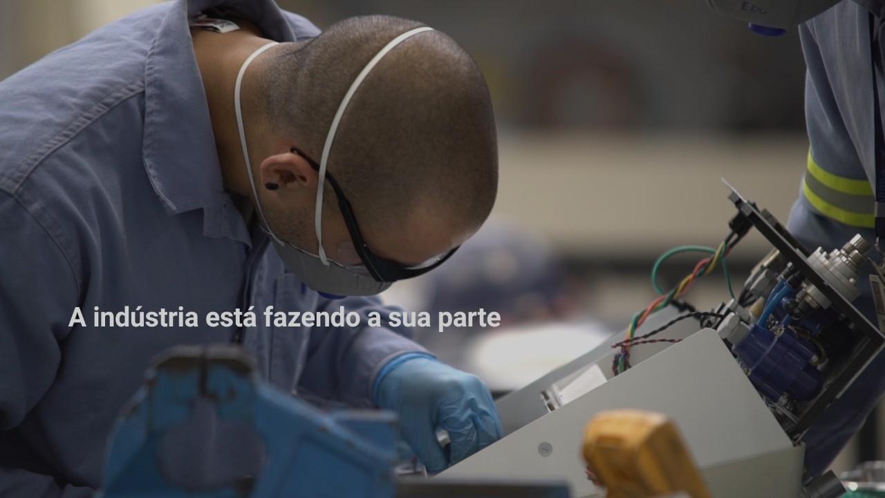VÍDEO: A indústria contra o coronavírus - case GM