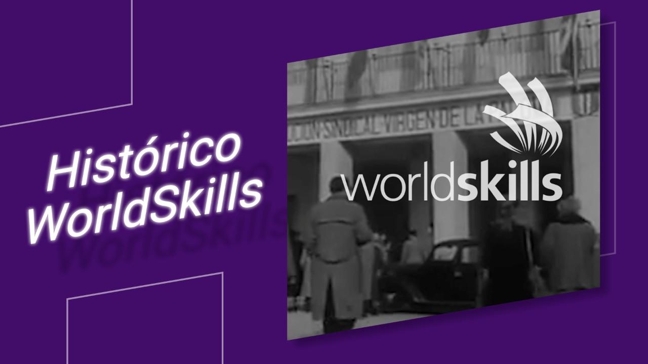 VÍDEO: Conheça o histórico do Brasil na WorldSkills