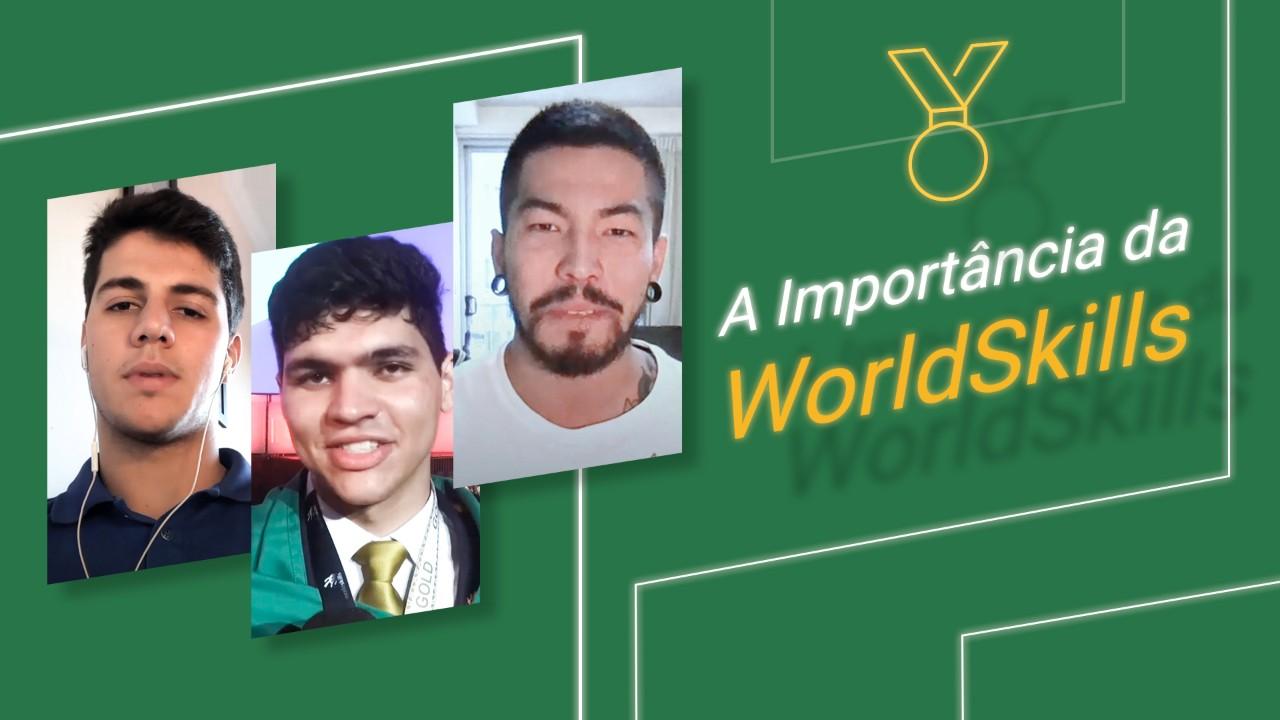 VÍDEO: Saiba porque a WorldSkills é importante para a indústria e para o mercado de trabalho