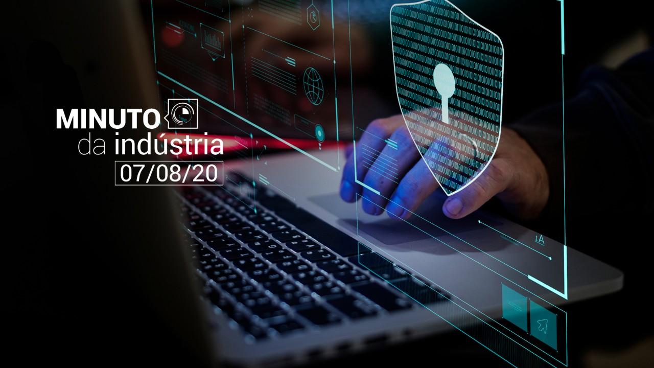 VÍDEO: Capacitação e oportunidade para trabalhar com segurança cibernética. Veja no Minuto da Indústria