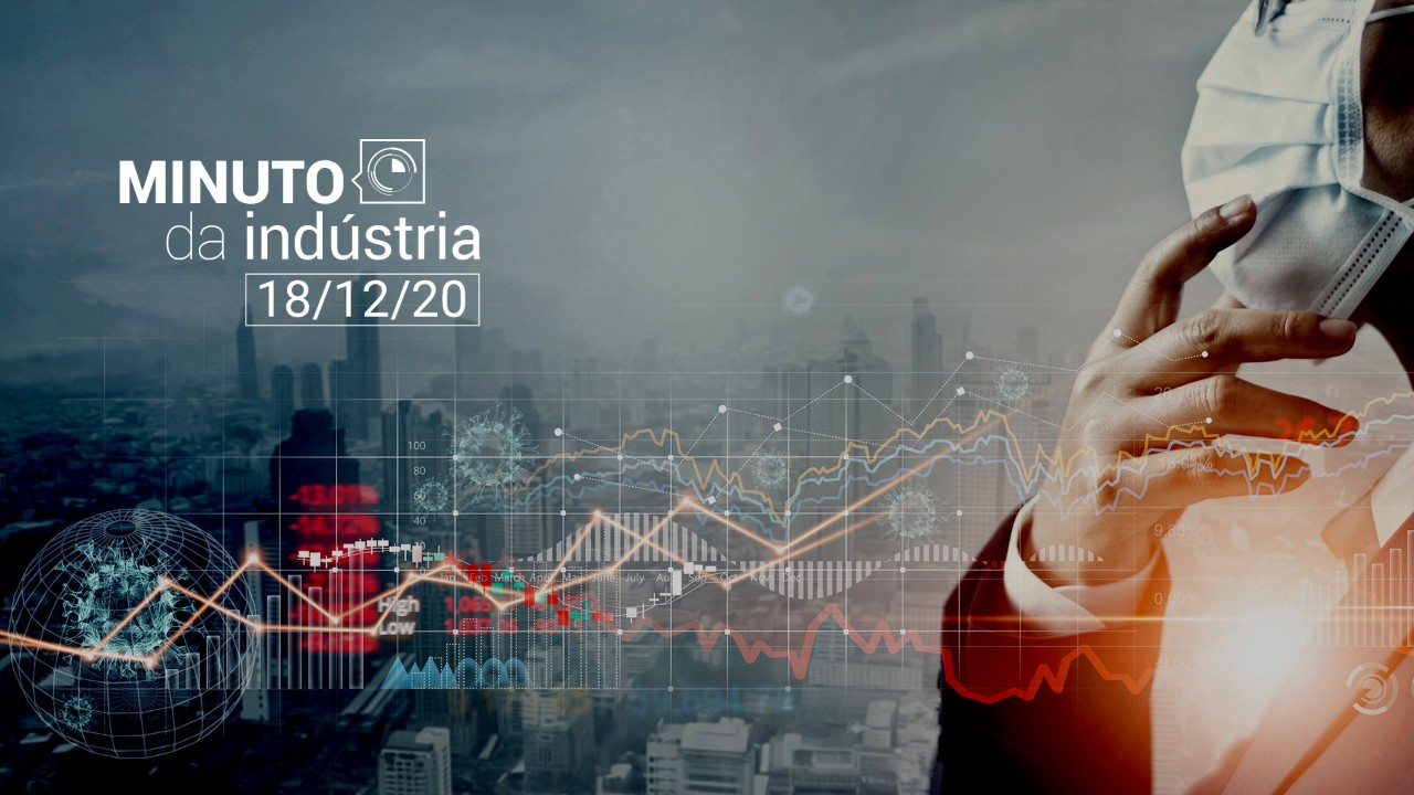 CNI projeta crescimento da economia em 2021