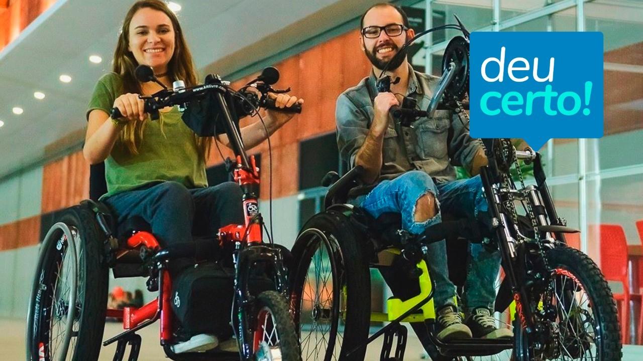 Como motorizar qualquer cadeira de rodas