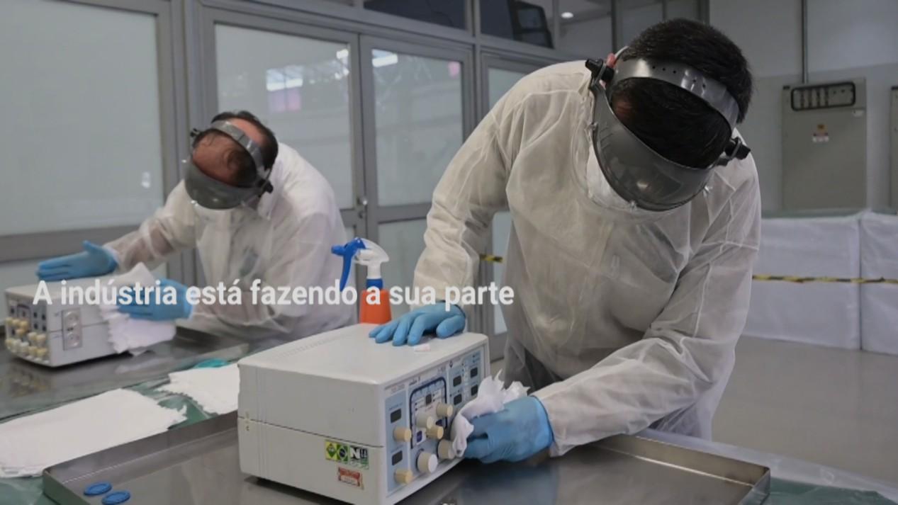 VÍDEO: A indústria contra o coronavírus - case Scania