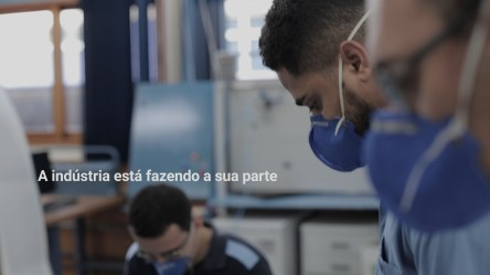 VÍDEO: A indústria contra o coronavírus - case SENAI Amazonas