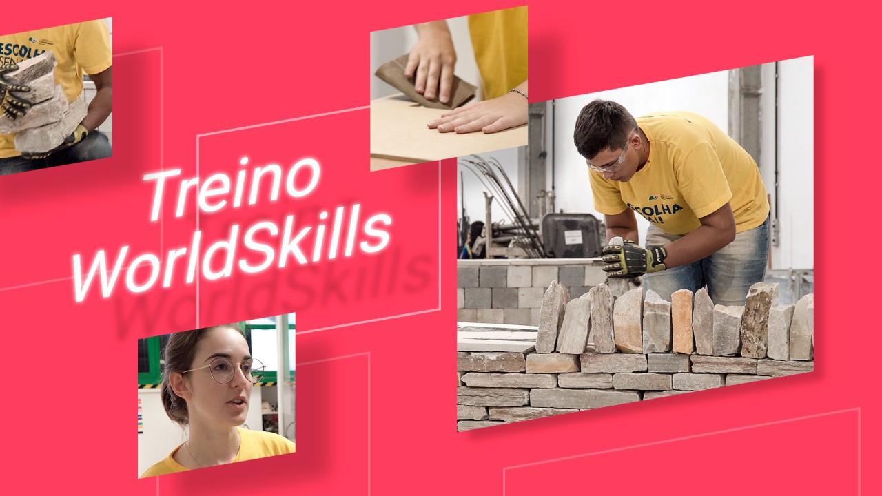 VÍDEO: Conheça a rotina de treinos dos brasileiros que vão à WorldSkills 2019
