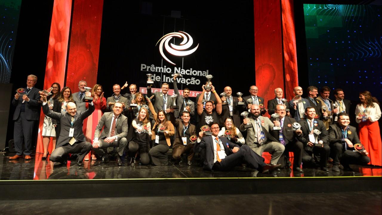 Conheça os vencedores do Prêmio Nacional de Inovação