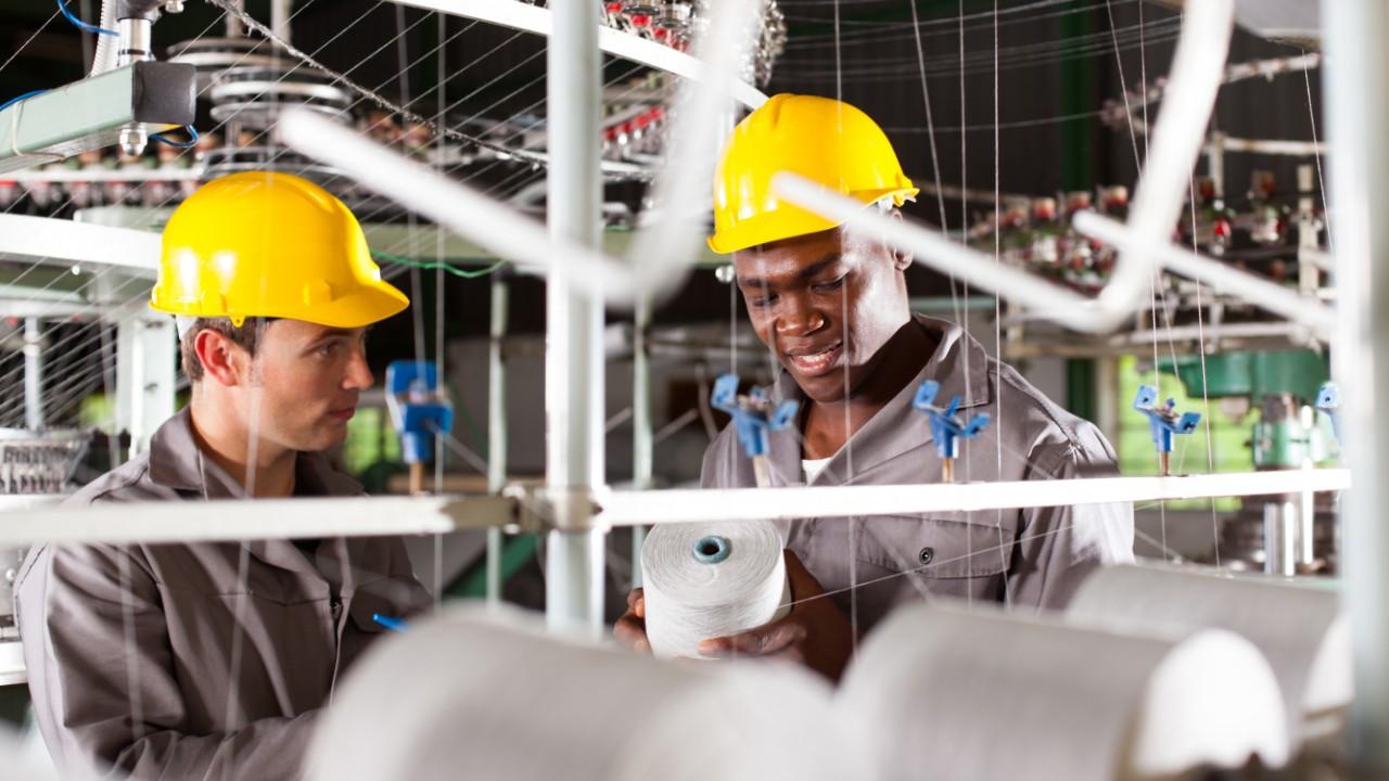 Produtividade da indústria cai 0,9% no primeiro trimestre