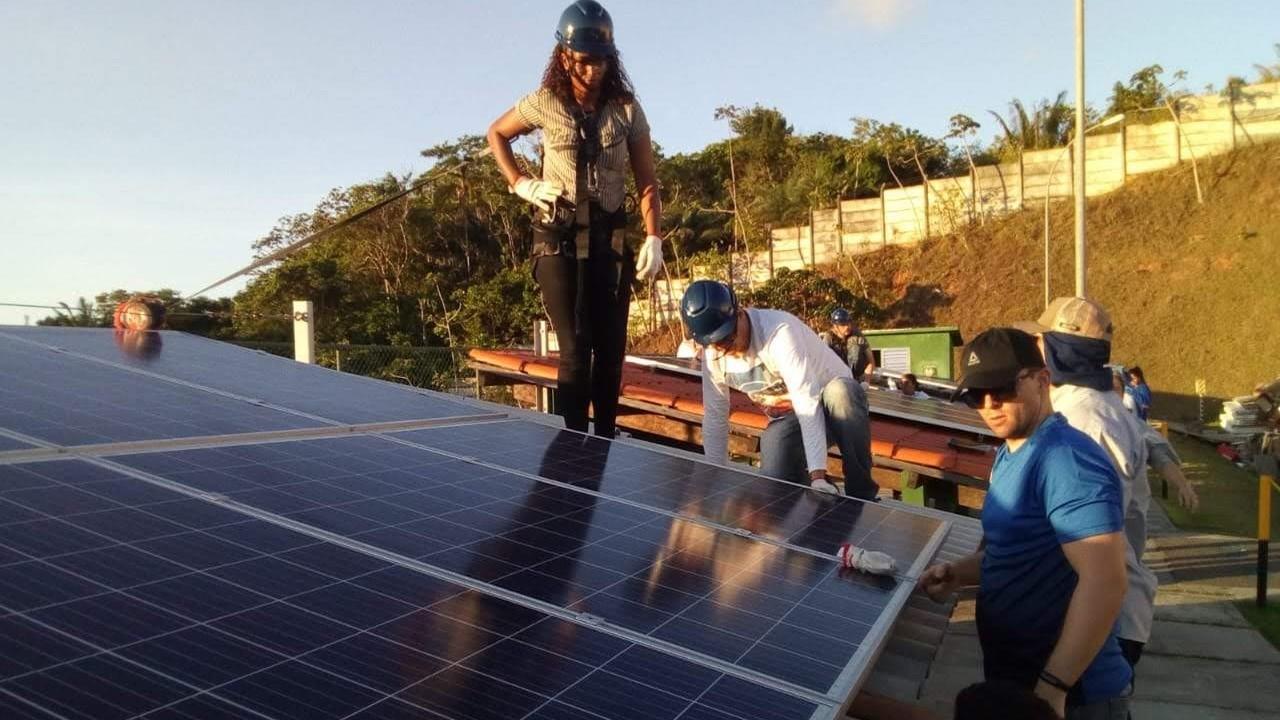 SENAI terá dez novas escolas técnicas de energia solar com Cooperação Alemã